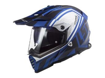 MX436 Pioneer Evo Master Helm Endurohelm mit Sonnenblende