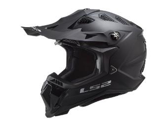 MX700 Subverter EVO NOIR Helm Motorrad Enduro