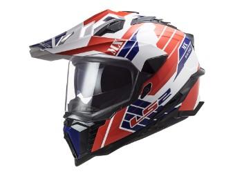 MX701 Explorer HPFC Atlantis Endurohelm Motorradhelm Helm