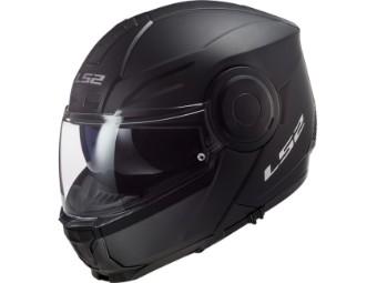 FF902 Scope solid Motorrad Helm Klapphelm mit Sonnenblende