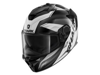 Spartan GT Elgen Motorrad Integral Helm Sporthelm