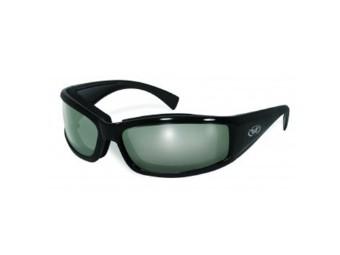 Stray Cat Bikerbrille Sonnenbrille AntiFog Motorradbrille gepolstert