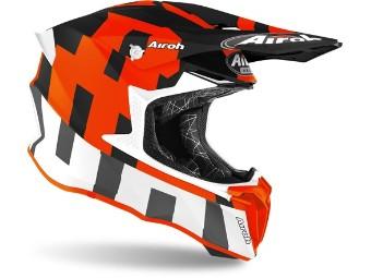 Twist 2.0 Frame Crosshelm Enduro Offroad MX Helm