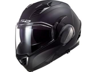 FF900 Valiant 2 solid Motorrad Helm Klapphelm Jethelm Integral