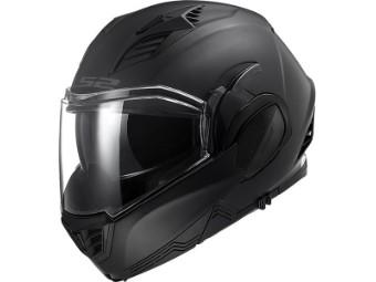 FF900 Valiant 2 Noir Motorrad Helm Klapphelm Jethelm Integral