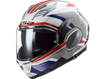 FF900 Valiant 2 Revo Motorrad Helm Klapphelm Jethelm Integral
