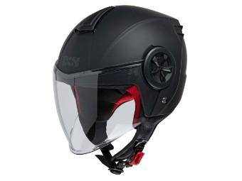 851 1.0 Jethelm Motorrad Roller mit Visier