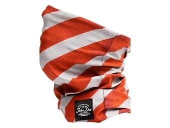 Tube Stripes Red
