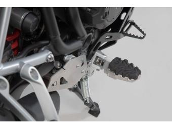 EVO Fußrasten-Kit. Triumph Tiger 800/ 900/ 1200, Scrambler 1200