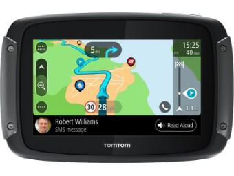Rider 550 World Navigationssystem