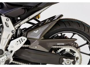 Raceline Hinterradabdeckung carbon look Ninja 400