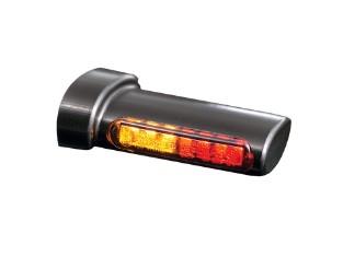 Winglets 3in1 LED Rück-, Bremslicht, Blinker alle H-D Modelle 93-