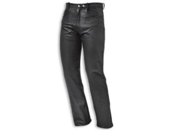 Lederhose COOPER schwarz