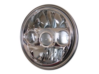 """LED-Scheinwerfereinsatz Fargo 7"""""""