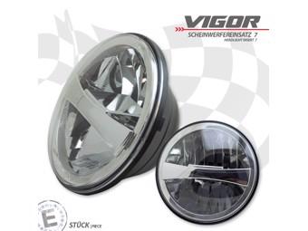 """LED-Scheinwerfereinsatz """"Vigor"""" 7"""""""