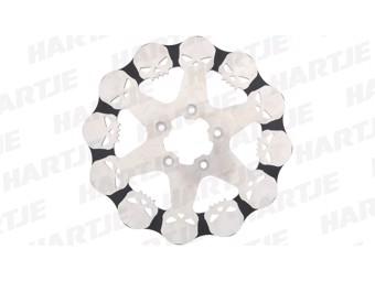 Bremsscheiben DF680 Skull starr