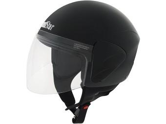 """Jet-Helm """"Easy Graphic"""" schwarz uni XXL"""