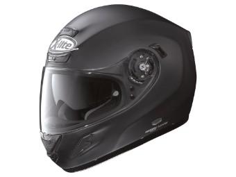 Helm X-702 START matt schwarz