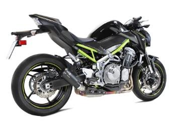 MK2 Edelstahl-Endtopf für Kawasaki Z 900, 16-