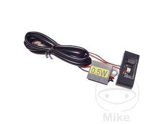 Mini-LED Nummernschildbeleuchtung e-geprüft