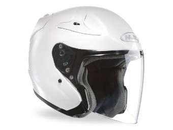 JET Helm RPHA JET weiss pearl