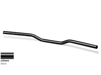 Streetbar in schwarz mit HD-Dellen