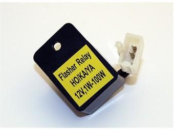 LED-Blinkrelais 3fach Stecker