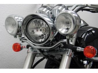 Lampenhalter für Zusatzscheinwerfer Kawasaki VN 800 /1500