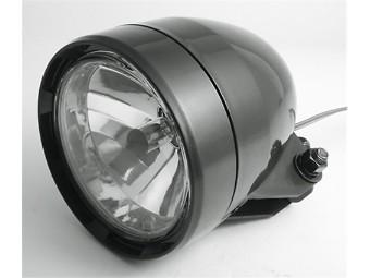 ABS Scheinwerfer, schwarz