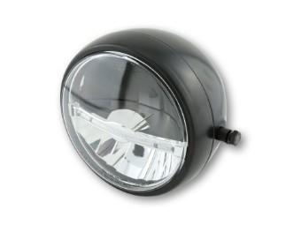 5 3/4 Zoll LED-Hauptscheinwerfer JACKSON schwarz e-geprüft