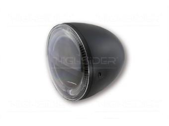 5 3/4 Zoll LED-Hauptscheinwerfer CIRCLE, schwarz