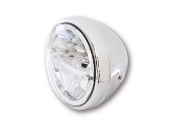 7 Zoll LED-Scheinwerfer RENO TYP 4, chrom