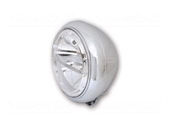 7 Zoll VOYAGE HD-STYLE LED-Scheinwerfer chrom