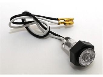 MINI LED Standlicht, rund, D.14, 8 mm, E-gepr.