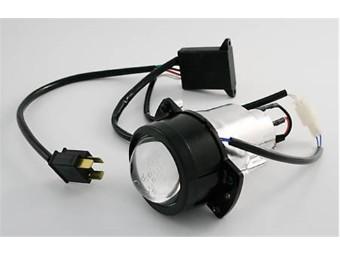 Ellipsoidscheinwerfer 50 mm, Fern-und Abblendlicht