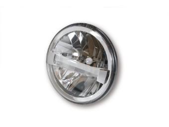 LED-Hauptscheinwerfereinsatz Typ 4, DRL, 7 Zoll