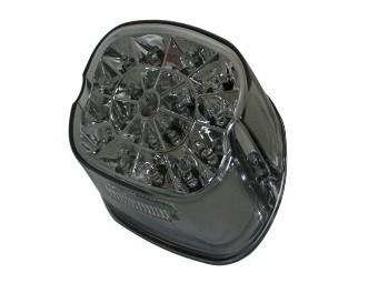 Chromrefl.-LED-Ruecklicht, getoent, div. HD-Modelle