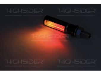 LED-Rücklicht/Blinker CONERO, schwarz