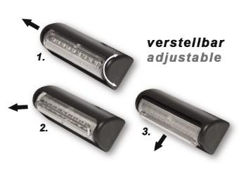 LED-Ruecklicht MULTIFLEX, schwarz