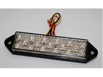 LED-Rücklicht, SUPERFLAT, Klarglas, E-gepr.
