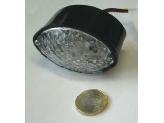 LED-Ruecklicht MICRO CATEYE, schwarz, E-gepr.