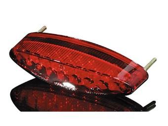 LED-Rücklicht NUMBER1, rot,