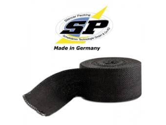 Auspuff Hitzeschutzband schwarz 10m