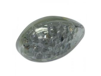 LED-Verkleidungsblinker HONDA, klar, Paar