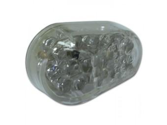 LED-Verkleidungsblinker YAMAHA, klar, Paar