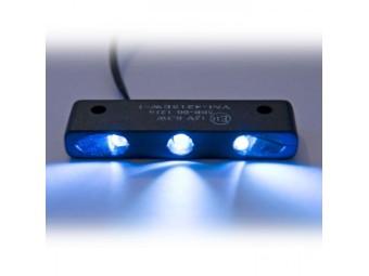 """LED-Kennzeichenbeleuchtung""""Trio"""" e-geprüft"""