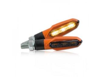 """SMD-Blinker """"Slight"""", orange"""