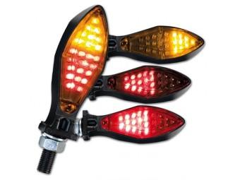 "LED-Blinker-Rücklichtkombination ""Micro Space"""