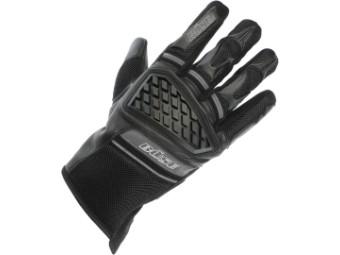Motorradhandschuhe BRAGA schwarz