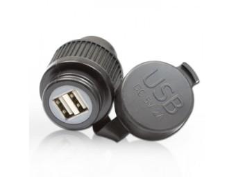 Doppel-USB-Bordsteckdose 12V